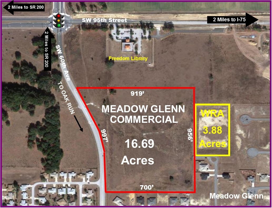 16.9 acre Commercial 081415
