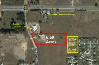 6.69 Acres – Freedom Crossings