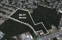 20.77 Acres – Commercial