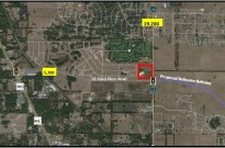 19.78 Acres Commercial Shopping Center Site