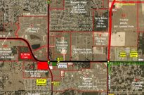 Superb Shopping Center Site – 13.89 Acres